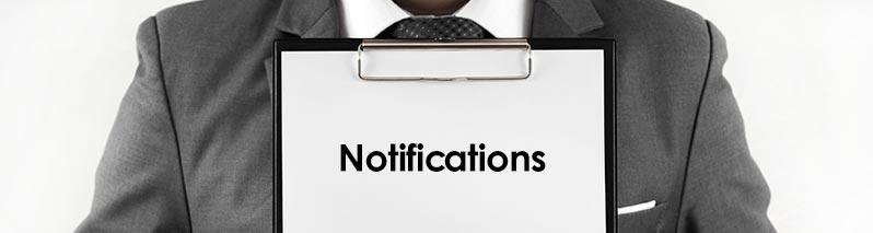 Client Notifications