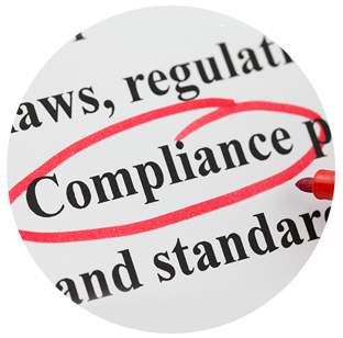Comply with Regulatory Requirements